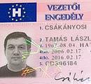 jogosítvány, izé: vezetői engedély