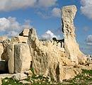 Málta - Hagar Qim